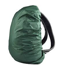 abordables Mochilas y Bolsas-25-45 L Funda Anti lluvia - Ligero, Resistente a la lluvia, Secado rápido Al aire libre Senderismo, Camping, Bicicleta Oxford Negro, Verde
