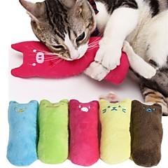 お買い得  猫用おもちゃ-ぬいぐるみ ソフト / かわいい コットン 用途 犬用 / 猫用