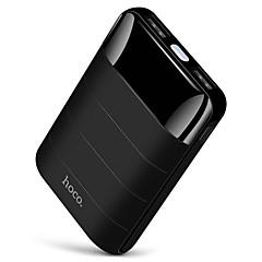 お買い得  モバイルバッテリー-10000 mAh 用途 パワーバンク外付けバッテリ 5 V 用途 2 A / 1 A 用途 バッテリーチャージャー 自動電流切替 LED
