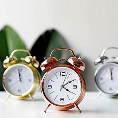 preiswerte Uhren-Wecker Analog Metal Mechanisch 1 pcs