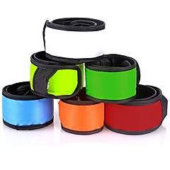 お買い得  LED アイデアライト-6本 LEDナイトライト / キャンプ屋外緊急光 ホワイト / レッド / ブルー ボタン電池駆動 防水 / 調整可 / 調光可能 バッテリー
