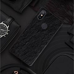 Недорогие Чехлы и кейсы для Xiaomi-Кейс для Назначение Xiaomi Redmi Note 4 / Redmi 5A Ультратонкий / Матовое Кейс на заднюю панель Однотонный Мягкий Углеродное волокно для Xiaomi Redmi Note 5 Pro / Xiaomi Redmi Note 4 / Redmi 5A