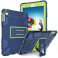 abordables Ofertas de Hoy-BENTOBEN Funda Para Apple iPad (2017) Antigolpes / con Soporte Funda de Cuerpo Entero Un Color Suave Silicona para iPad (2018) / iPad (2017)