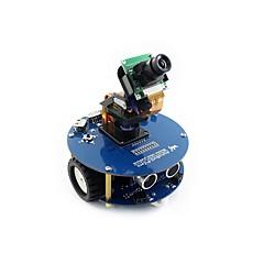 お買い得  Arduino 用アクセサリー-wavehareアルファボット2-pizero w(en)アルファボット2ラズベリー・パイ・ゼロw用ロボット構築キット(内蔵wifi)