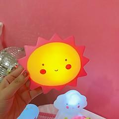 お買い得  LED アイデアライト-led漫画の夜の光の星の夜の光の赤ちゃんの睡眠ランプ子供の部屋の装飾おもちゃ