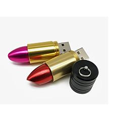 お買い得  USBメモリー-Ants 32GB USBフラッシュドライブ USBディスク USB 2.0 プラスチック / 金属シェル キャップレス