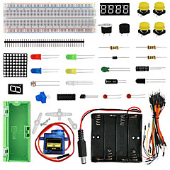cheap DIY Kits-KEYES Basic Component Kit 501B for Arduino Electronic Hobbyists