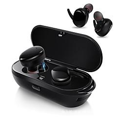 preiswerte Headsets und Kopfhörer-CIRCE L1 Im Ohr Kabellos / Bluetooth 4.2 Kopfhörer Kopfhörer Aluminium Legierung 7005 / PP+ABS / Metal Handy Kopfhörer Sport und Freizeit / Stereo / Dual Drivers Headset