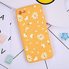 Недорогие Кейсы для iPhone 6 Plus-Кейс для Назначение Apple iPhone XR / iPhone XS Max С узором Кейс на заднюю панель Цветы Мягкий ТПУ для iPhone XS / iPhone XR / iPhone XS Max