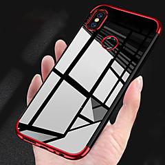 Недорогие Чехлы и кейсы для Xiaomi-Кейс для Назначение Xiaomi Redmi Note 5 Pro / Xiaomi Redmi 6 Pro Покрытие / Прозрачный Кейс на заднюю панель Однотонный Мягкий ТПУ для Xiaomi Redmi Note 5 Pro / Xiaomi Redmi Note 6 / Xiaomi Redmi 6