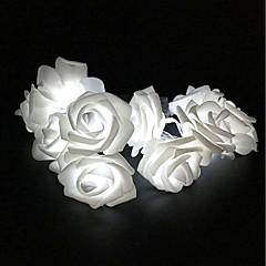preiswerte LED Lichtstreifen-brelong 20led valentinstag dekorative rose string light 1 stück