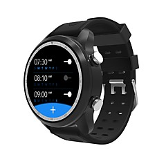 abordables Relojes Inteligentes-KING-WEAR® YY -KC03 Reloj elegante Pulsera inteligente Android 4G WIFI GPS Smart Impermeable Monitor de Pulso Cardiaco Pantalla Táctil Reloj Cronómetro Podómetro Recordatorio de Llamadas Despertador