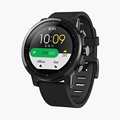 """abordables Relojes Inteligentes-xiaomi huami amazfit 2 smartwatch gps monitor de frecuencia cardíaca 512 mb / 4 gb impermeable 1.34 """"pantalla deportiva de 2.5d reloj versión global"""