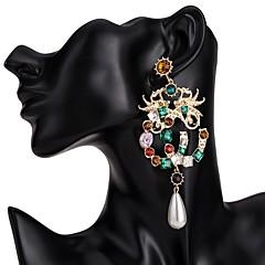 preiswerte Ohrringe-Damen Tropfen-Ohrringe - Künstliche Perle Stilvoll, Klassisch Gold / Silber Für Alltag Festival