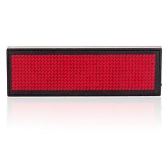 preiswerte Ausgefallene LED-Beleuchtung-BRELONG® 1pc LED-Nachtlicht Rot USB Verstellbar / Einfach zu tragen / inklusive USB-Kabel 5 V