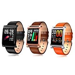 abordables Tech & Gadgets-Indear K6 Pulsera inteligente Android iOS Bluetooth Smart Deportes Impermeable Monitor de Pulso Cardiaco Medición de la Presión Sanguínea Podómetro Recordatorio de Llamadas Seguimiento de Actividad