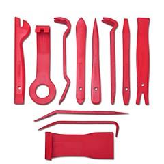 Недорогие Аварийные инструменты-11pcs Стальная проволока Наборы инструментов Назначение Задняя дверь Функция технического обслуживания