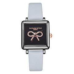 お買い得  レディース腕時計-女性用 リストウォッチ クォーツ ブラック / 白 / ブルー 新デザイン カジュアルウォッチ ハンズ カジュアル ファッション - ブルー ピンク ライトブルー 1年間 電池寿命