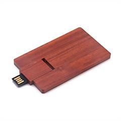 preiswerte USB Speicherkarten-32GB USB-Stick USB-Festplatte USB 2.0 Hölzern Unregelmässig Kabellose Speichergräte