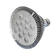 お買い得  LED 電球-1個 12 W 490-700 lm E26 / E27 成長する電球 12 LEDビーズ ハイパワーLED レッド / ブルー 85-265 V / # / 1個 / RoHs
