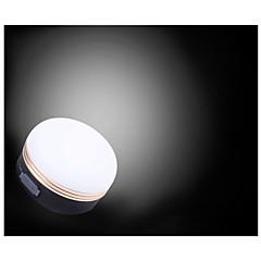 お買い得  ランタン&テント用ライト-TANXIANZHE® ランタン&テントライト LED LED エミッタ 3 照明モード USBケーブル付き パータブル, 調整可, コンパクトデザイン キャンプ / ハイキング / ケイビング, 日常使用 ブラック / ホワイト
