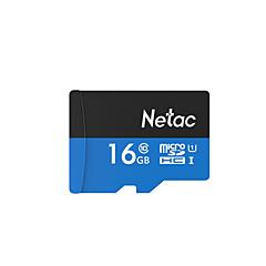お買い得  メモリカード-Netac 16GB メモリカード UHS-I U1 / クラス10 P500