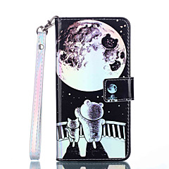 cheap iPhone Cases-Case For Apple iPhone XR / iPhone XS Max Wallet / Card Holder / Shockproof Full Body Cases Animal Hard PU Leather for iPhone XS / iPhone XR / iPhone XS Max