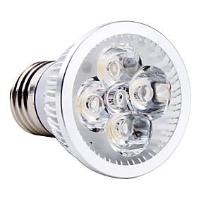 ieftine Spoturi LED-1 buc 4 W Spoturi LED 250LM E26 / E27 4 LED-uri de margele LED Putere Mare Alb Cald Alb Rece Alb Natural 85-265 V