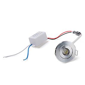 Недорогие Встраиваемые LED лампы-Потолочный светильник 3000 lm 1 Светодиодные бусины Высокомощный LED Тёплый белый 85-265 V