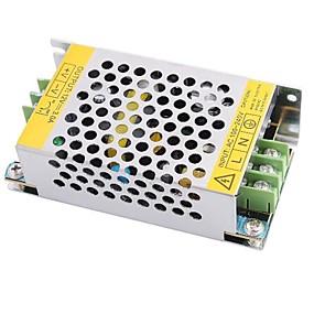 Недорогие Преобразователи напряжения-12V 3A 36W Постоянное напряжение AC / DC Импульсный блок питания конвертер (110-240V к 12V)