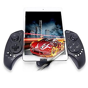 voordelige Smartphone Game Accessories for iOS-ipega pg9023 draadloze gamecontroller voor tablet / smartphone, ondersteuning voor fortiet, bluetooth mini / gaming-handgreep spelbesturing abs 1 pcs unit