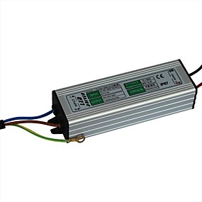 cheap LED Drivers-JIAWEN 30W Led Power Supply AC 85-265V Led Constant Current LED Driver Adapter Transformer  (DC 30-36V Output)