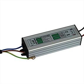 Недорогие Светодиодные драйверы-jiawen 30w привело блок питания переменного тока 85-265v привело постоянного тока привело драйвер адаптер трансформатора (DC 30-36v выход)