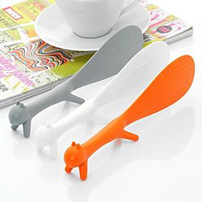 ieftine Ustensile Bucătărie & Gadget-uri-Plastic spatula Ecologic Instrumente pentru ustensile de bucătărie pentru Rice 1 buc