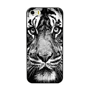 abordables Coques d'iPhone-Coque Pour Apple iPhone 8 / iPhone 8 Plus / iPhone 7 Motif Coque Animal Dur PC pour iPhone 8 Plus / iPhone 8 / iPhone 7 Plus