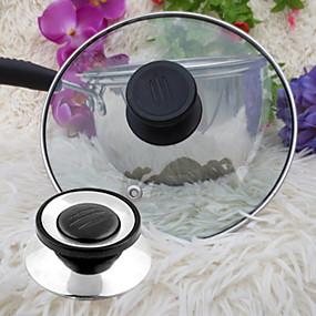 ieftine Ustensile Bucătărie & Gadget-uri-universal vase de gătit înlocuire șurub mâner circular de ustensile capac de exploatație buton