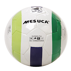 cheap Team Sports-Mesuca ® #4 FIFA Approved Hand Sewing Club Pro Soccer Ball MAB50114
