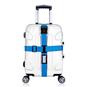economico Accessori da viaggio-1 pezzo Fascia elastica per valigia Lucchetto con codice Duraturo Regolabile Accessori per valigia per Duraturo Regolabile Accessori per