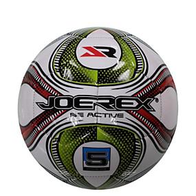 cheap Team Sports-JOEREX 5# Unisex Soccers White 1 Piece PVC Waterproof Soccer