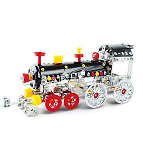 olcso Játékok & hobbi-3D építőjátékok Fém építőjátékok Játékautók Vonat Játékok Vonat 353 Darabok