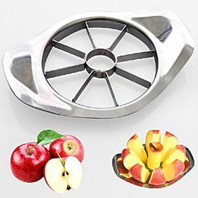 cheap Kitchen Utensils & Gadgets-Stainless Steel Apple Divider Fruit Easy Cutter Slicer Kitchen Gadgets