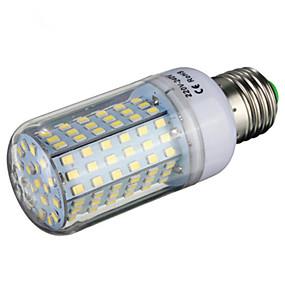 ieftine Becuri LED Corn-YWXLIGHT® 1 buc 6 W Becuri LED Corn 600-700 lm E14 B22 E26 / E27 T 126 LED-uri de margele SMD 2835 Decorativ Alb Cald Alb Rece 220-240 V / 1 bc / RoHs