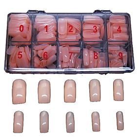 זול איפור וטיפול בציפורניים-500יחידות עבור אצבע עיצוב ציפורניים פדיקור מניקור מופשט (אבסטרקטי) / קלסי יומי