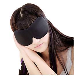 ieftine Accesorii de Călătorie-Mască Dormit Călătorie 3D Odihnă Călătorie Fără cusături Respirabilitate 1set pentru Voiaj