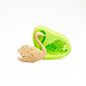 ieftine Bucătărie & Masă-1 buc Silicon Reparații Tort Plăcintă Ciocolatiu Animal coacere Mold Instrumente de coacere
