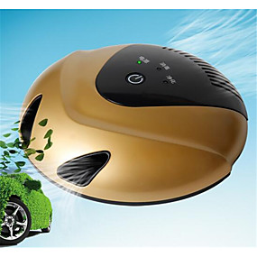 זול ניקוי רכב-מטהר אוויר לרכב עבור הרכב בנוסף אוויר בר חמצן אניון פורמלדהיד צבע אקראי מנקה