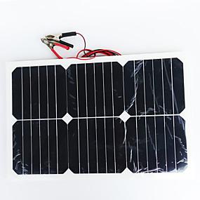 voordelige LED-verlichting op zonne-energie-1pc 43.5 cm Waterbestendig LED-Krachtbron Voor Binnen