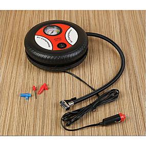 billige Luftkompressore-bildæk inflation pumpe 19 cylinder bruges i bilen dæktryk bærbare