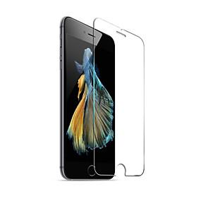 abordables Protections Ecran pour iPhone-Protecteur d'écran pour Apple iPhone 7 Verre Trempé 1 pièce Ecran de Protection Avant Dureté 9H / Antidéflagrant