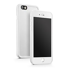 olcso iPhone tokok-Case Kompatibilitás Apple iPhone 8 / iPhone 8 Plus / iPhone 7 Vízálló / Átlátszó Héjtok Egyszínű Puha Szilikon mert iPhone 8 Plus / iPhone 8 / iPhone 7 Plus